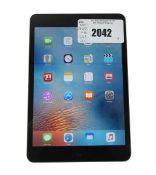iPad Mini 16GB Space Grey tablet (A1432)
