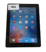 iPad 2 64GB Silver tablet (A1396)
