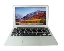 MacBook Air 11'' with 1.6GHz Core i5, 4GB RAM, 256GB SSD laptop (A1370 2011)