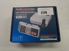 620 built-in classic games entertainment system