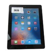 iPad 16GB Silver tablet (A1395)