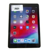 iPad Air 16GB Space Grey tablet (A1474)