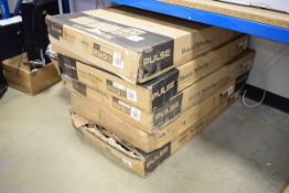 5 Pulse mobile TV trolleys in boxes for 32060'' flat panel displays