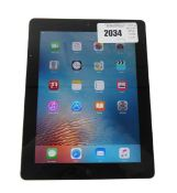 iPad 2 32GB Silver tablet (A1395)