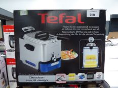 (TN29) Boxed Tefal filter fryer