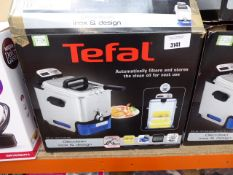 (TN40) Boxed Tefal filter fryer