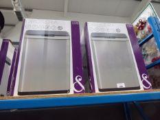 2 Cooke & Lewis 45L bins