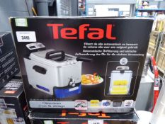 3264 - Boxed Tefal filter fryer