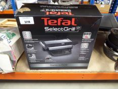 3267 - Boxed Tefal Select grill