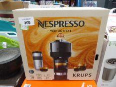 3290 - Boxed Espresso Vertuo Next coffee machine