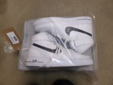 3607 Nike Air Force 1 High '07 trainers size 9 (used)