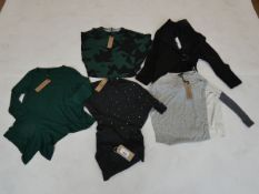 Selection of Phase Eight clothing to include coat, tops, etc sizes 12, 14 & 20