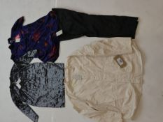 Selection of Cos clothing to include dress, shirts and trousers together with a Monsoon dress in