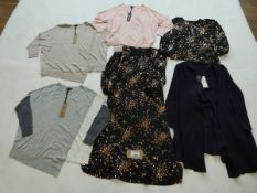 Selection of Phase Eight clothing to include dress, tops and cardigan in various sizes