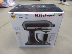 (TN49) Boxed Kitchenaid 4.3 litre mixer