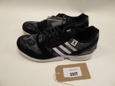 Adidas ZX 8000 BAPE X UNDFTD trainers size 11