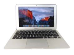 MacBook Air 11'' with 2.2GHz Core i7, 8GB RAM, 128GB SSD laptop (A1465 2015)