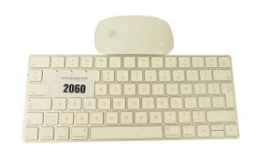 Apple wireless keyboard and mouse A1644