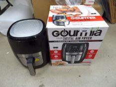 (TN53) Boxed Gourmia digital air fryer