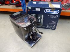 3051 - Boxed De'Longhi Magnifica S Smart coffee machine