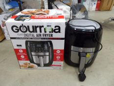 (TN53) Boxed Gourmia digital air fryer
