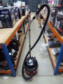 (TN107) Henry micro vacuum cleaner with pole and a small bag of accessories