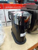 (TN51) Unboxed Nexpresso coffee machine (no accessories) Condition report: No box, unit only,
