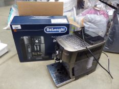 Boxed De'Longhi Magnifica S Smart coffee machine