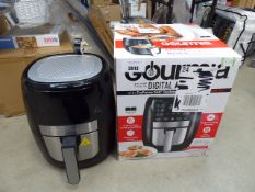 (TN54) Boxed Gourmia digital air fryer