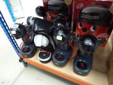 8 unboxed Nescafe Dolce Gusto coffee machines (some complete, some incomplete)