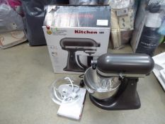 (TN119) Boxed Kitchenaid 4.3 litre mixer Condition report: Opened box, appears little or not use