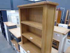 Oak dresser top/bookcase (17)