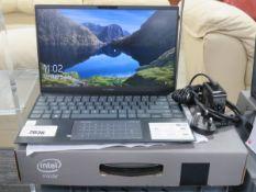 Asus Zenbook 14 model UX425J, intel core i5 10th gen processor, 8gb ram, 512gb storage, Windows 10