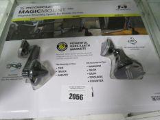 Scoshe magic mount pro kit for in car mobile phone mounts