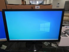 Asus VP248 LCD 24'' monitor with box
