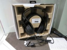 MSI DS502 gaming headset for PC (damaged box)