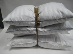 Collection on 4 various pillows
