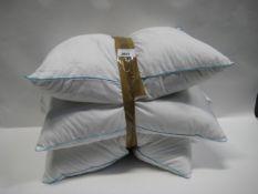 Three Aellerease pillows