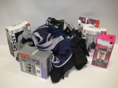Bag of ladies and gents underwear by DKNY, Shock Absorber, Champion, etc.