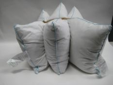 Three pillows by Aellerease