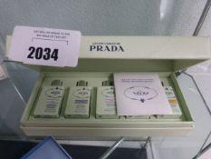 Prada Milano Fusions perfume set