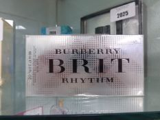 Sealed Burberry Brit Rhythm 90ml perfume