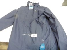 Mens full zipped hooded Berghaus waterproof coat, size XL