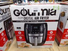 (TN53) Boxed Gourmet 5.7 litre digital air fryer