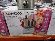 (TN67) Kenwood Multi Pro Compact Plus food processor with box
