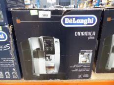 (TN48) De'Longhi Dinamica Plus latte creamer system with box Model number - ECAM370.85.SB