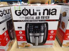 (TN23) Boxed Gourmet 5.7 litre digital air fryer