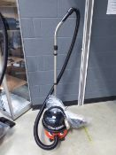 (TN37) Henry micro vacuum cleaner with pole and small bag of accessories