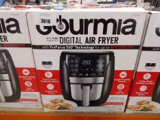 (TN33) Boxed Gourmet 5.7 litre digital air fryer