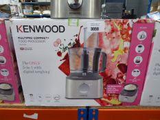 (TN17) Kenwood Multi Pro Compact Plus food processor with box